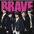 BRAVE [CD+Blu-ray Disc+ブックレット]<初回限定盤> 12cmCD Single