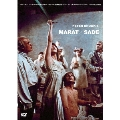 マラー/サド -マルキ・ド・サドの演出のもとにシャラントン精神病院患者たちによって演じられたジャン=ポ DVD