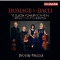 バッハへのオマージュ~3つの無伴奏ヴァイオリン・ソナタ集 (弦楽四重奏版)