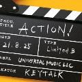 ACTION! [CD+DVD]<初回限定盤B>