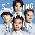 Starting Over [CD+DVD]<初回生産限定盤B>