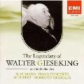 シューマン:ピアノ協奏曲|シューベルト:楽興の時《SPレコードに聴くワルター・ギーゼキングの遺産Vol.9》