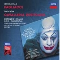 レオンカヴァッロ: 歌劇『道化師』、マスカーニ: 歌劇『カヴァレリア・ルスティカーナ』