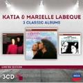 Katia & Marielle Labeque - 3 Classic Albums<限定盤>