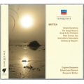 Britten: Simple Symphony Op.4, Four Sea Interludes Op.33a from Peter Grimes, etc / Eugene Goossens, Eduard van Beinum, New Symphony Orchestra of London, etc