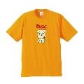 ペコちゃん × TOWER RECORDS T-shirt ドッグ Yellow XLサイズ