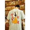 Caprice × WTM Girl S/S T-shirt(Light Blue) XLサイズ