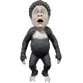 ダウンタウンのガキ使ソフビ人形 おもしろ浜田子ゴリラ人形