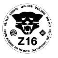 <渡辺俊美 & THE ZOOT16> x <100SOUNDS>のコラボレーション・スリップマット