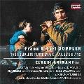 Franz & Carl Doppler: The Complete Flute Music Vol.6/10