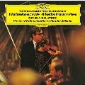 ブラームス、チャイコフスキー、メンデルスゾーン: ヴァイオリン協奏曲、ヴァイオリン・リサイタル<タワー SACD Hybrid