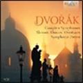 Dvorak: Complete Symphonies, Symphonic Poems, Overtures, etc