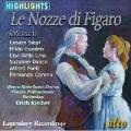 Mozart: Le Nozze di Figaro K.492 (Highlights)