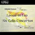 レオナルド・レーオ: チェロ協奏曲第1番-第6番