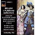 Bellini: I Puritani (selection)