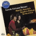 Works for 2 Pianos - Bartok, Mozart, Debussy