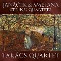 Janacek & Smetana - String Quartets