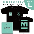 Butterfly [CD+Tシャツ:Lサイズ]<タワーレコードオンライン限定>