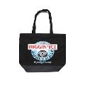 """DIGGIN' ICE 2020 TOTE BAG 12""""size(BLACK)"""