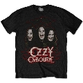 OZZY OSBOURNE CROWS & BARS T-shirt/XLサイズ