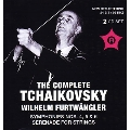 The Complete Tchaikovsky - Symphonies No.4, No.5, No.6, Serenade for Strings Op.48 No.2, No.4