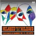 ミヨー自作を振る 「6つの室内交響曲」、「ヴィオラ協奏曲」、「エクスの謝肉祭」他