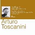 トスカニーニ・アンソロジー2(フィンランディア、モルダウ、「カルメン」組曲第1番、他)