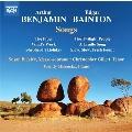 Arthur Benjamin, Edgar Bainton: Songs