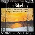 シベリウス: チェロとピアノのための作品全集