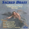 Sacred Brass -Polyphonic Brass Arrangements: J.S.Bach, G.Gabrieli, J.Clarke, etc / Eric Crees(cond), London Symphony Brass