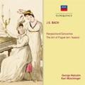J.S.Bach: The Art of Fugue, Harpsichord Concertos No.1 & No.2