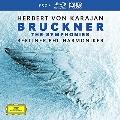 ブルックナー: 交響曲全集 [9CD+Blu-ray Audio]