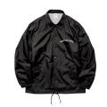 WTM コーチジャケット ON THE MUSIC (ブラック) Lサイズ
