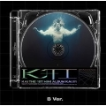 Kai: 1st Mini Album (Jewel Case Ver.) (B Ver.) (外付け特典ポスター付き)
