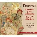 ドヴォルザーク: チェロ協奏曲 Op.104、ピアノ三重奏曲第4番《ドゥムキー》