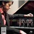 Piano Works - Brahms, Berg