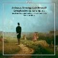 J.E.Brandl: Symphony Op.12 et Op.25