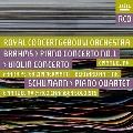 ブラームス: ヴァイオリン協奏曲 Op.77, 他