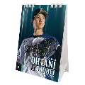 卓上 大谷翔平(北海道日本ハムファイターズ) 2018 カレンダー