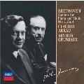 ベートーヴェン:ヴァイオリン・ソナタ第1番・第2番・第4番<限定盤>