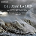 Debussy: Images pour Orchestre, Prelude a l'Apres-Midi d'Un Faune, La Mer