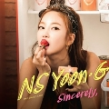 Sincerely,: 3rd Single