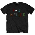PAUL WELLER MULTICOLOUR LOGO T-shirt/Lサイズ