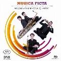 ムジカ・フィクタ~サクソフォン四重奏のための音楽
