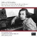 シュニトケ: チェロとピアノのためのソナタ第1番, 第2番, ピアノ三重奏曲