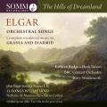 エルガー: 管弦楽伴奏歌曲集