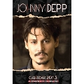 Johnny Depp / 2013 A3 Calendar (Dream International)