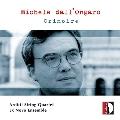 Dall'Ongaro :Grimore/Alter/Danni Collaterali/etc :Sonia Visentin(S)/Arditti String Quartet/EX Novo Ensemble