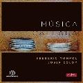 モンポウ: ひそやかな音楽 [SACD Hybrid x MQA-CD]
