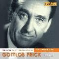 Gottlob Frick Portrait - Der schwarzeste Bass